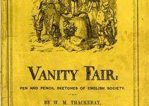 Vanity Fair Novel Cover