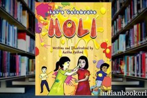 Why do we celebrate Holi book Anitha